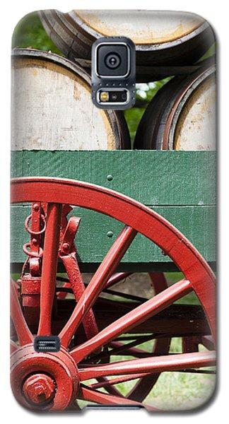 Bourbon Wagon Galaxy S5 Case by Alexey Stiop