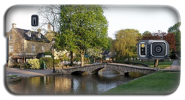 Bourton On The Water 2 Galaxy S5 Case by Ron Harpham