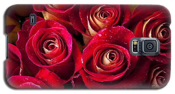 Boutique Roses Galaxy S5 Case