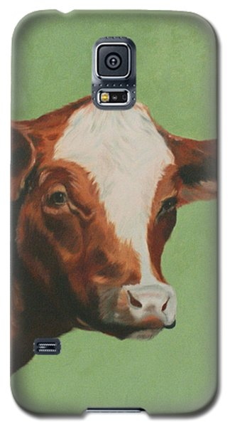 Bovine Beauty Galaxy S5 Case