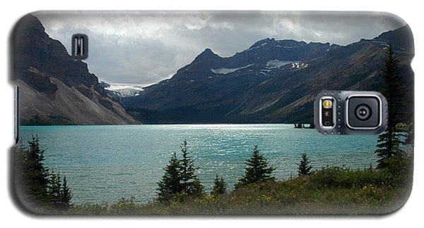 1021a Bow Lake Alberta Galaxy S5 Case