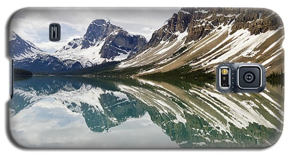 Bow Lake Galaxy S5 Case by Dee Cresswell