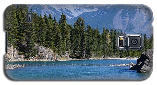 Bow River  Galaxy S5 Case