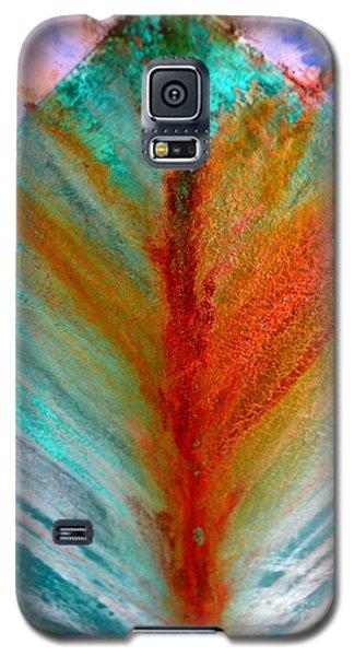 Galaxy S5 Case featuring the photograph Bow Splash by Robert Riordan