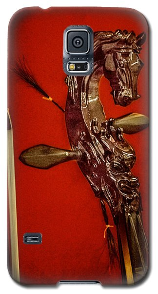 Bowed Lute Galaxy S5 Case