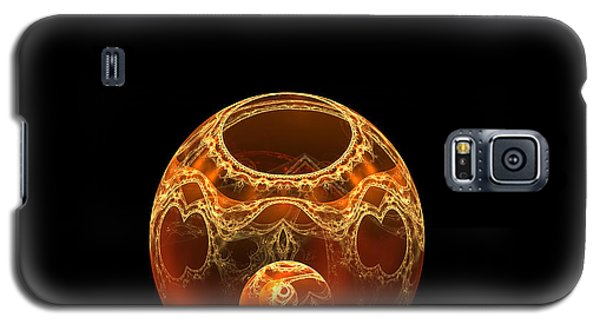 Bowl And Orb Galaxy S5 Case by Richard Ortolano