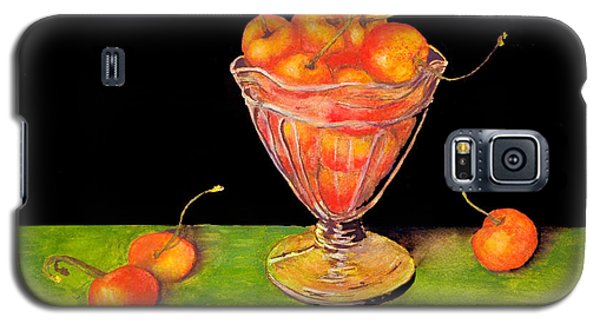 Bowl Of Cherries Galaxy S5 Case