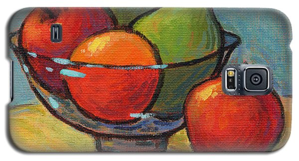 Bowl Of Fruit Galaxy S5 Case