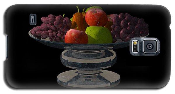 Bowl Of Fruit... Galaxy S5 Case by Tim Fillingim