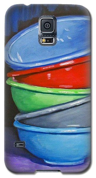 Bowls Galaxy S5 Case