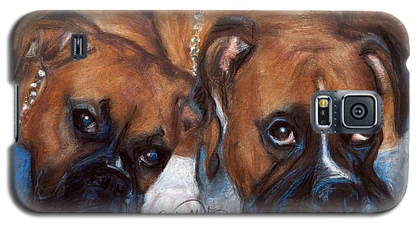 Boxer Buddies Galaxy S5 Case