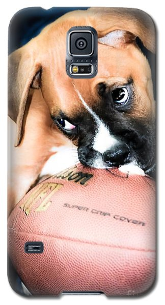 Boxer Puppy Cuteness Galaxy S5 Case