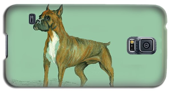 Boxer Galaxy S5 Case by Terry Frederick