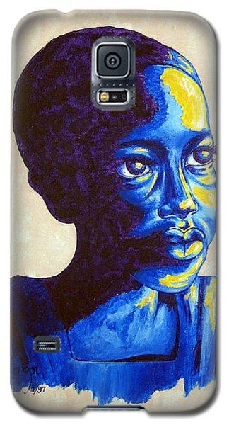 Boy Dreams Galaxy S5 Case