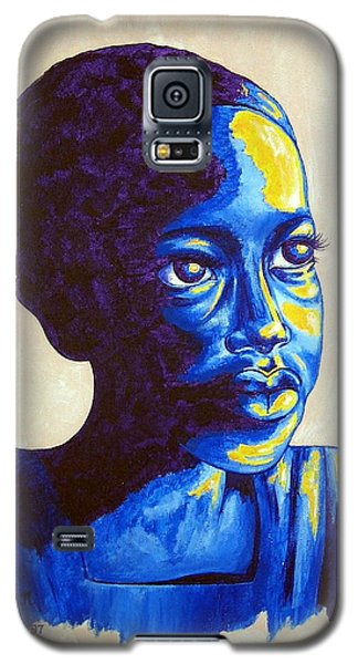 Boy Dreams Galaxy S5 Case