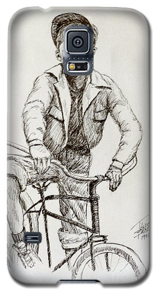 Boy Of The 1930s Galaxy S5 Case