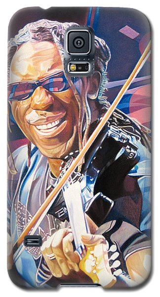 Boyd Tinsley And 2007 Lights Galaxy S5 Case by Joshua Morton