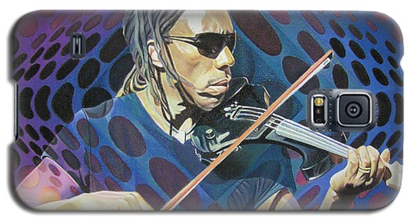 Boyd Tinsley Pop-op Series Galaxy S5 Case by Joshua Morton