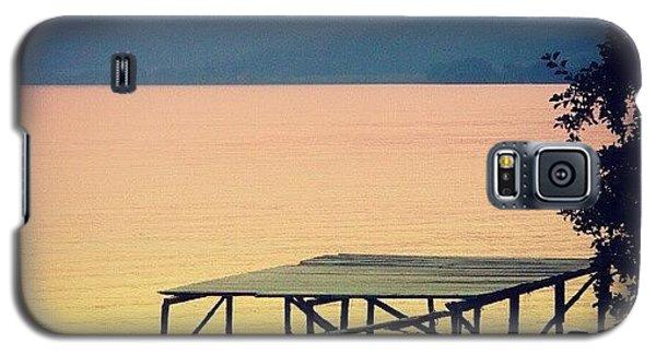 Bracciano' S Lake Galaxy S5 Case