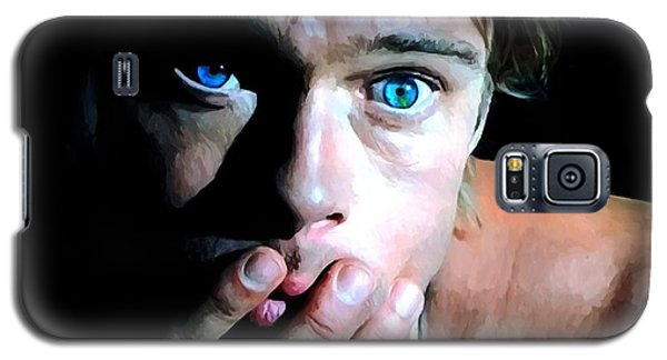 Brad Pitt In The Film The Mexican - Gore Verbinski 2001 Galaxy S5 Case