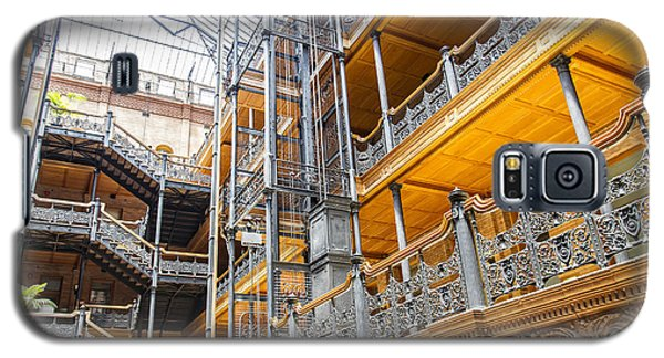 Bradbury Building Interior Galaxy S5 Case