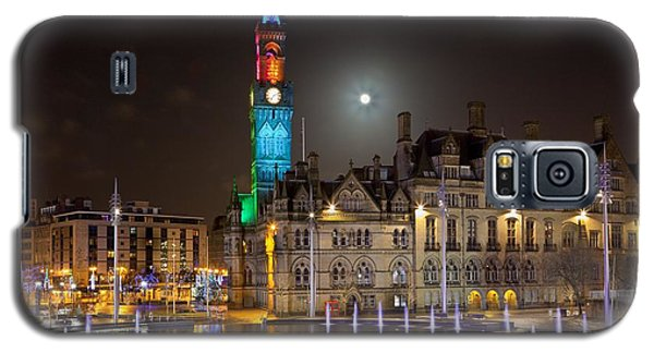 Bradford City Hall In The Evening Galaxy S5 Case