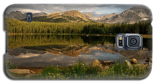Galaxy S5 Case featuring the photograph Brainard Lake by Ronda Kimbrow