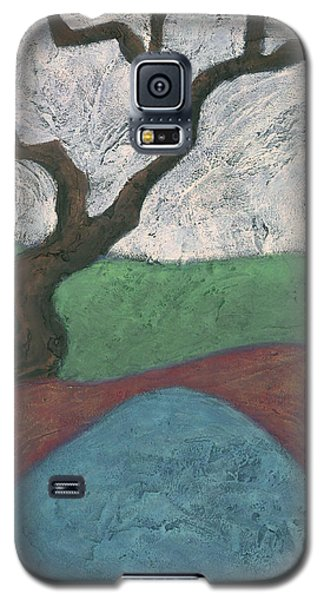 Branches And Water Galaxy S5 Case