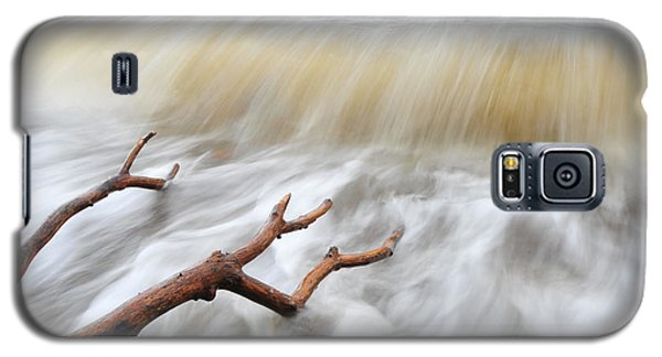 Galaxy S5 Case featuring the photograph Branches In Water by Randi Grace Nilsberg