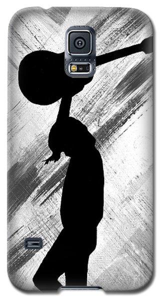Brandi Carlile Living The Dream Galaxy S5 Case by Alys Caviness-Gober