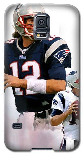 Brady II  Tom Brady Galaxy S5 Case