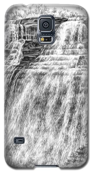 Brandywine Falls - Cuyahoga Valley National Park Galaxy S5 Case
