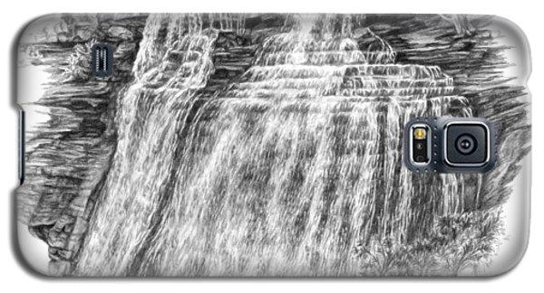 Brandywine Falls - Cuyahoga Valley National Park Galaxy S5 Case