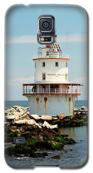 Brandywine Shoal  Lighthouse Galaxy S5 Case