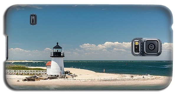 Brant Point Light Nantucket Galaxy S5 Case
