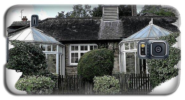 Brantridge Cottage 2 Galaxy S5 Case