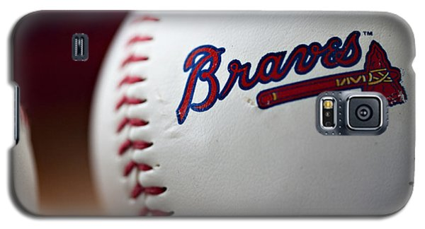 Braves Baseball Galaxy S5 Case