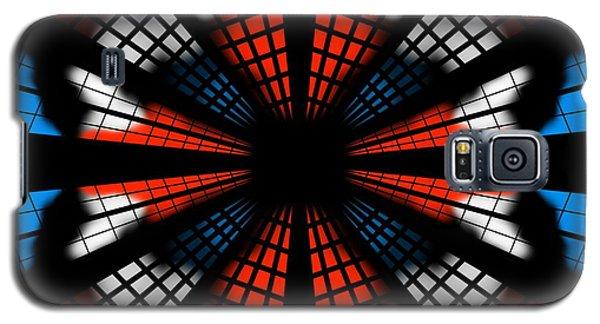 Galaxy S5 Case featuring the digital art Breakdown Of America by Brian Johnson