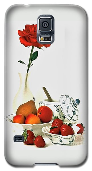 Breakfast For Lovers Galaxy S5 Case