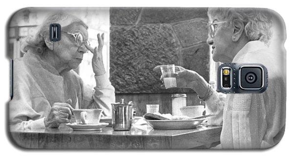 Breakfast Ladies Galaxy S5 Case