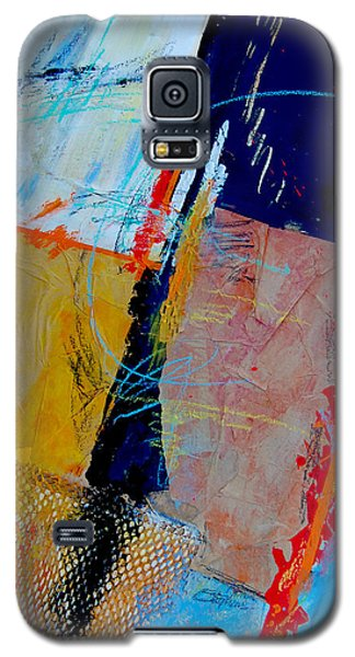 Galaxy S5 Case featuring the painting Breaking Away by Ron Stephens