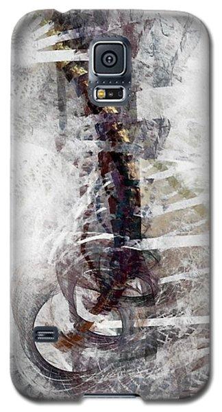 Galaxy S5 Case featuring the digital art Breaking Bones by NirvanaBlues