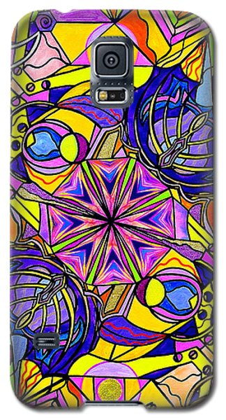 Breaking Through Barriers Galaxy S5 Case