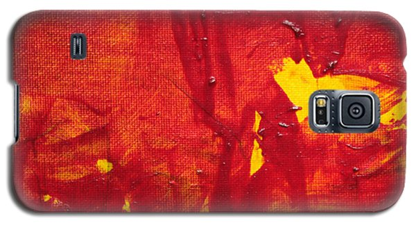 Galaxy S5 Case featuring the painting Breakthrough  C2013 By Paul Ashby by Paul Ashby