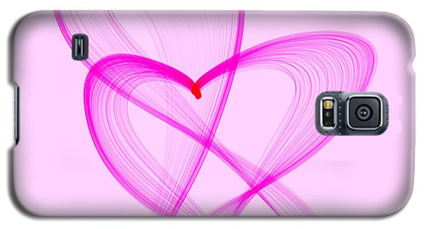 Breast Cancer Awareness . Love Galaxy S5 Case