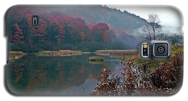 Galaxy S5 Case featuring the photograph Breath Of Autumn by Christian Mattison