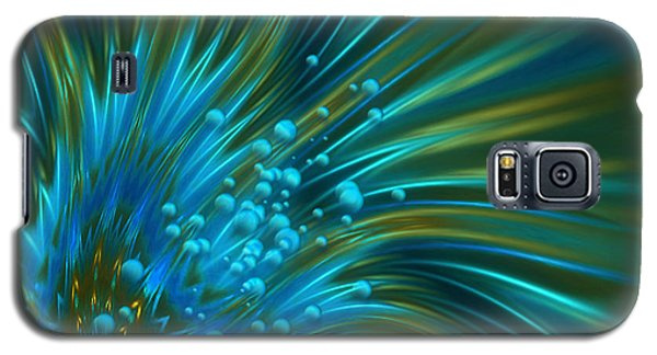 Galaxy S5 Case featuring the digital art Breather - Fantasy Art By Giada Rossi by Giada Rossi