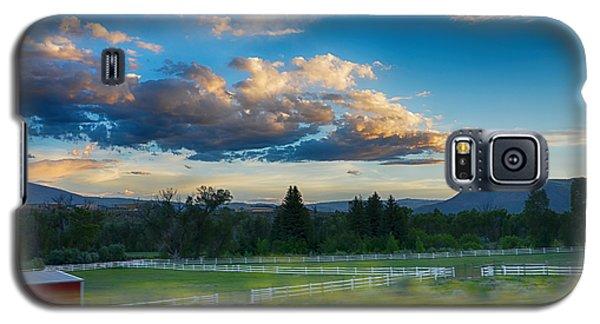 Breathtaking Colorado Sunset 1 Galaxy S5 Case