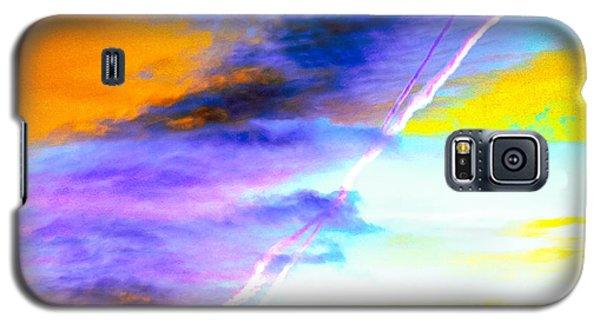 Breathtaking Sky Color Palette  Galaxy S5 Case