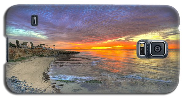 Breathtaking Sunset Galaxy S5 Case